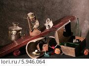 Утварь старинная. Стоковое фото, фотограф Андрей Кротов / Фотобанк Лори