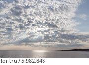 Купить «Утро на Белом море», фото № 5982848, снято 29 июля 2012 г. (c) Горшков Игорь / Фотобанк Лори