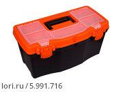 Ящик для инструментов. Стоковое фото, фотограф Сергей Видинеев / Фотобанк Лори