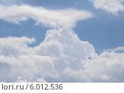Облака. Стоковое фото, фотограф Светлана Головченко / Фотобанк Лори