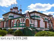 Купить «Богородице-Рождественский женский монастырь», фото № 6019248, снято 18 июня 2014 г. (c) Кирпинев Валерий / Фотобанк Лори