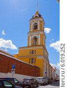 Купить «Богородице-Рождественский женский монастырь», фото № 6019252, снято 18 июня 2014 г. (c) Кирпинев Валерий / Фотобанк Лори