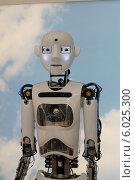 Робот Теспиан (2011 год). Редакционное фото, фотограф Алина Салащенко / Фотобанк Лори