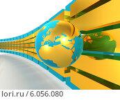 Купить «Earth. Abstract Background», фото № 6056080, снято 19 августа 2019 г. (c) Maksym Yemelyanov / Фотобанк Лори