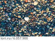 Камень в форме сердца на пляже. Стоковое фото, фотограф Дарья Мирошникова / Фотобанк Лори