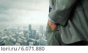 Купить «Bossy businessman», фото № 6071880, снято 16 августа 2013 г. (c) Sergey Nivens / Фотобанк Лори