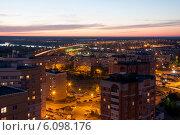 Борский мост. Стоковое фото, фотограф Михаил Никифоров / Фотобанк Лори