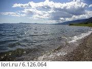 Берег озера Байкал. Стоковое фото, фотограф Анастасия Долгова / Фотобанк Лори