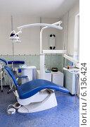 Купить «Стоматологический кабинет», фото № 6136424, снято 24 мая 2014 г. (c) Евгений Ткачёв / Фотобанк Лори