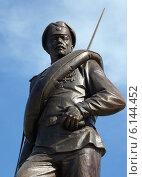 Купить «Памятник героям Первой мировой войны на Поклонной горе», фото № 6144452, снято 15 июля 2014 г. (c) Данила Васильев / Фотобанк Лори
