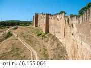 Древняя крепость Нарын-Кала в Дагестане (2014 год). Стоковое фото, фотограф Nina Zotina / Фотобанк Лори