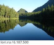 Лесное озеро Сказка. Иркутская область. Стоковое фото, фотограф Татьяна Сысоева / Фотобанк Лори