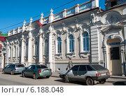 Купить «Дом купца Михайлова», фото № 6188048, снято 14 мая 2012 г. (c) Elena Monakhova / Фотобанк Лори