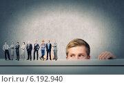 Купить «People of different professions», фото № 6192940, снято 21 октября 2018 г. (c) Sergey Nivens / Фотобанк Лори