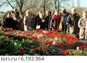 Berlin, Luxembourg-Liebknecht-ceremony (1998 год). Редакционное фото, агентство Caro Photoagency / Фотобанк Лори