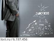 Купить «Business strategy», фото № 6197456, снято 19 июля 2019 г. (c) Sergey Nivens / Фотобанк Лори