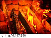 Костер. Стоковое фото, фотограф Руслан Юсупов / Фотобанк Лори