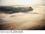 Воздушный шар. Стоковое фото, фотограф Дмитриева Марина / Фотобанк Лори