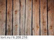 Фон из вертикальных деревянных досок. Стоковое фото, фотограф Юлия Костюшина / Фотобанк Лори