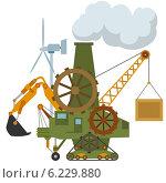 Купить «Универсальная машина», иллюстрация № 6229880 (c) Алексей Зайцев / Фотобанк Лори