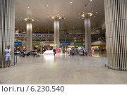 Аэропорт Тель-Авива (2014 год). Редакционное фото, фотограф Наталия Пылаева / Фотобанк Лори