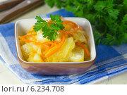 Капуста острая с морковью по корейски. Стоковое фото, фотограф Александр Курлович / Фотобанк Лори