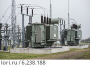 Купить «Marne, Germany, substation Marne-West», фото № 6238188, снято 18 ноября 2013 г. (c) Caro Photoagency / Фотобанк Лори