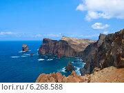 Мыс святого Лаврентия на острове Мадейра (2014 год). Стоковое фото, фотограф Дмитрий Девин / Фотобанк Лори