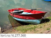 Лодка. Стоковое фото, фотограф Nuridin Kaliyev / Фотобанк Лори