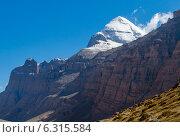 Тибет. Гора Кайлаш. Южная сторона (2014 год). Стоковое фото, фотограф Наталья Лихащенко / Фотобанк Лори