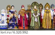 Купить «Петербургский музей кукол», фото № 6320992, снято 13 августа 2014 г. (c) Владимир Макеев / Фотобанк Лори