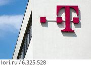 Купить «Bremen, Germany, Administrative Building of Deutsche Telekom», фото № 6325528, снято 9 августа 2013 г. (c) Caro Photoagency / Фотобанк Лори