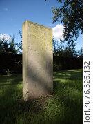 Poperinge, Belgium, grave German soldiers at the military cemetery Lijssenthoek (2013 год). Редакционное фото, агентство Caro Photoagency / Фотобанк Лори