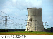 Купить «The infamous nuclear Cattenom in France», фото № 6326484, снято 28 мая 2003 г. (c) Caro Photoagency / Фотобанк Лори