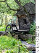 Купить «Исток реки Хопер», фото № 6327312, снято 9 августа 2013 г. (c) Ольга Сейфутдинова / Фотобанк Лори