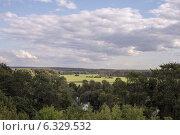 Загородный пейзаж. Стоковое фото, фотограф Артем Пикулин / Фотобанк Лори