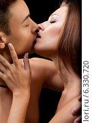 Купить «Kiss», фото № 6330720, снято 6 июля 2014 г. (c) Serg Zastavkin / Фотобанк Лори