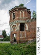 Старинная усадьба, развалины. Стоковое фото, фотограф Наталья Степченкова / Фотобанк Лори
