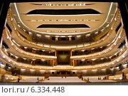 Купить «Вторая сцена Мариинского театра Санкт-Петербурга», фото № 6334448, снято 1 мая 2013 г. (c) Артемий Усатов / Фотобанк Лори