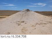Грязевой вулкан (2014 год). Стоковое фото, фотограф Лысенко Владимир / Фотобанк Лори