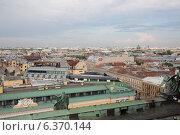 Санкт-Петербург с высоты Исаакиевского собора (2014 год). Редакционное фото, фотограф Михаил Рыбачек / Фотобанк Лори