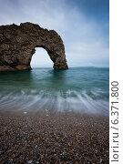 Купить «Arch by British coast», фото № 6371800, снято 22 ноября 2019 г. (c) Ingram Publishing / Фотобанк Лори