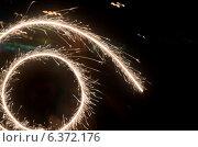 Купить «Light trails from sparkler, Sayulita, Nayarit, Mexico», фото № 6372176, снято 22 марта 2019 г. (c) Ingram Publishing / Фотобанк Лори