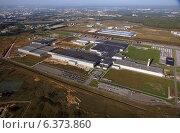 Завод Фольксваген - Калуга (2014 год). Редакционное фото, фотограф Дмитрий Бакулин / Фотобанк Лори