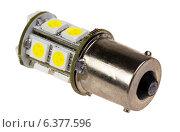 Купить «Светодиодный светильник для автомобиля», фото № 6377596, снято 8 января 2012 г. (c) Денис Дряшкин / Фотобанк Лори