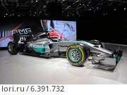 Купить «ММАС 2014, Mercedes AMG Petronas F1 W05», фото № 6391732, снято 30 августа 2014 г. (c) Алексей Голованов / Фотобанк Лори