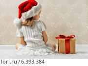 Купить «Christmas gift», фото № 6393384, снято 7 сентября 2014 г. (c) Константин Юганов / Фотобанк Лори