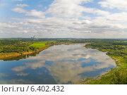 Река Вятка. Стоковое фото, фотограф Измайлов Андрей Владимирович / Фотобанк Лори