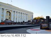 Дом правительства (2014 год). Редакционное фото, фотограф СергейДорогов / Фотобанк Лори