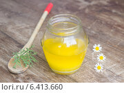 Купить «Топленое масло, сделанное дома», фото № 6413660, снято 16 сентября 2014 г. (c) Нения Ланти / Фотобанк Лори